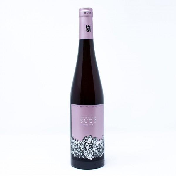 2016 Spätburgunder SUEZ Rosé QbA trocken 0,75 l Weingut Reichsrat von Buhl, Pfalz