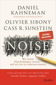 Noise von Daniel/Sibony Kahneman