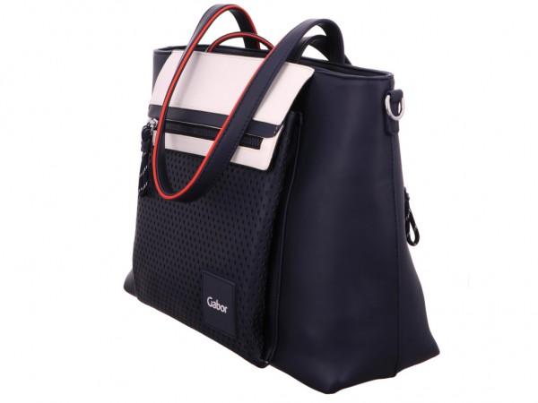 Gabor Bags 8626 144 LILLIE Shopper, mixed maritim