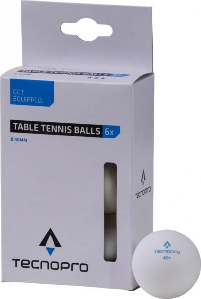TECNOPRO Ball Magic 0-Stern - 6 Stk.