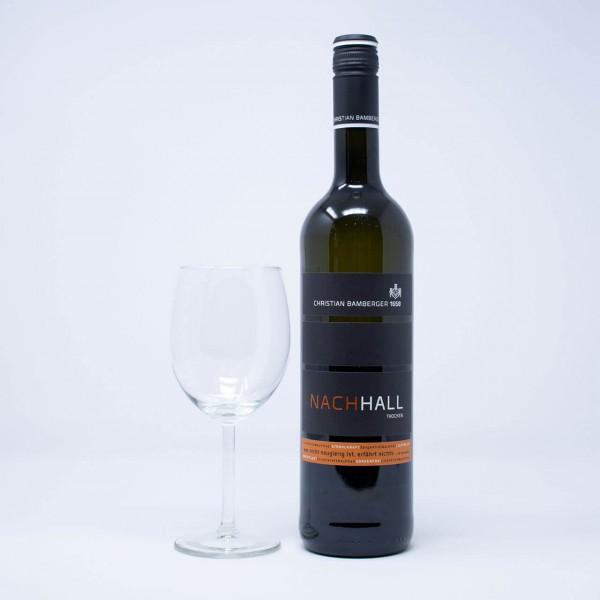 2016 Nachhall Weißwein trocken