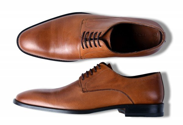 ROY ROBSON Schuhe mit Ledersohle - cognac (5650-A220)