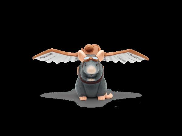 Tonies Lindbergh - Die abenteuerliche Geschichte einer fliegenden Maus