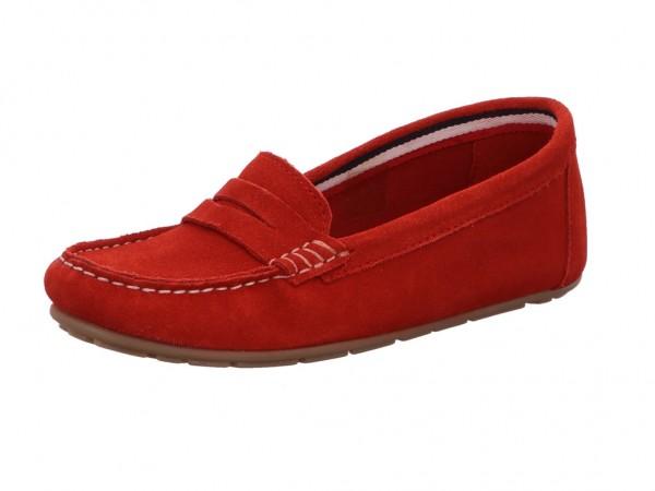 anwr 1046714/5 Damen-Bequemslipper,red