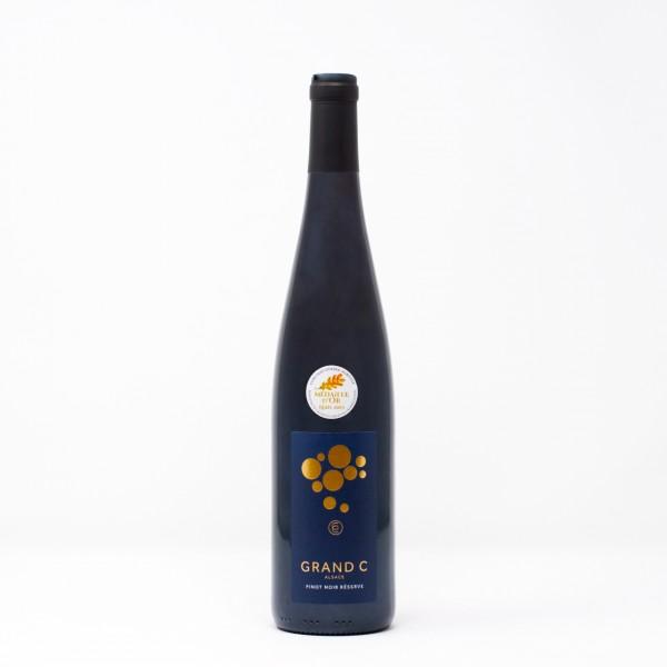 2018 Grand C Pinot Noir Réserve 0,75 l