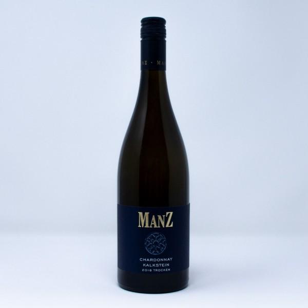 2018 Chardonnay KALKSTEIN QbA trocken 0,75 l