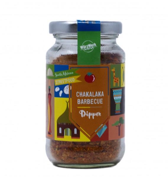 BBQ Dip Chakalaka zum Grillen und würzen