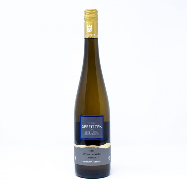 2019 »MUSCHELKALK« Oestricher Riesling trocken VDP.ORTSWEIN 0,75 l