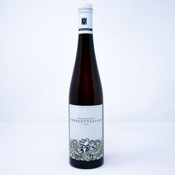 2015 Deidesheimer HERRGOTTSACKER VDP.ERSTE LAGE 0,75 l Weingut Reichsrat von Buhl, Pfalz
