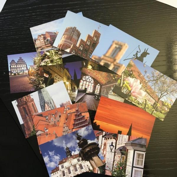 Lüneburger Postkarten