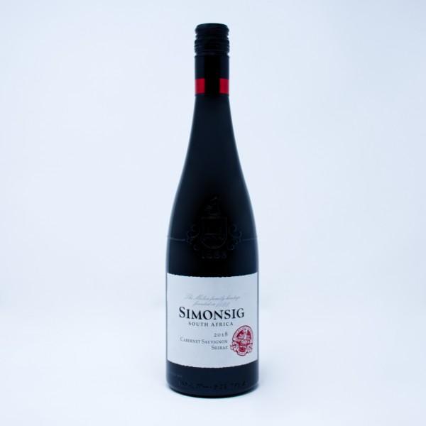 2018 Cabernet Sauvignon / Shiraz Red 0,75 l