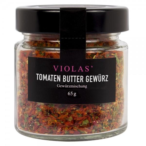 Tomaten Butter Gewürz – Glas