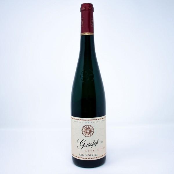 2016 Gottesfuß Alte Reben trocken VDP.GROSSES GEWÄCHS 0,75 l Weingut Van Volxem, Mosel