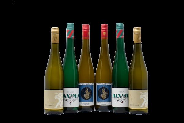 Wein-Set 6 Flaschen