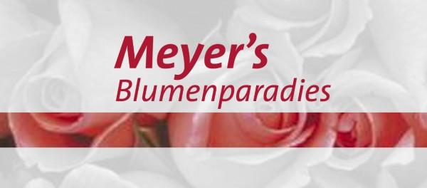 Gutschein - Meyer's Blumenparadies