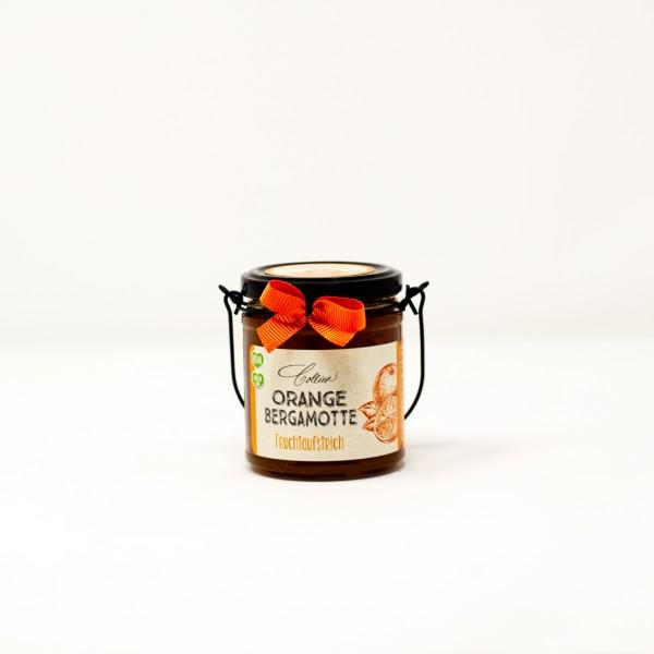 Fruchtaufstrich Orange – Bergamotte