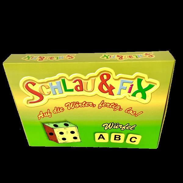 Schlau & Fix Würfelspiel